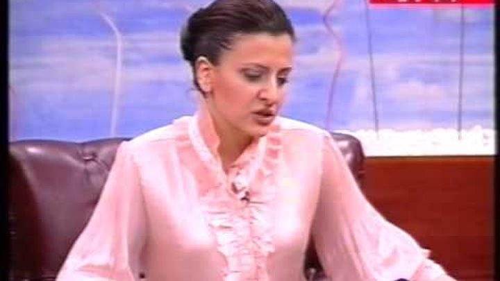 Anna Sargsyan, duduk, ARMENIA TV Bari gisher hayer 30.04.2010, чаcть 3.
