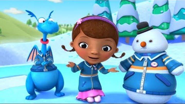 Доктор Плюшева: Клиника для игрушек. Сезон 4 серия 8 | Мультфильм Disney