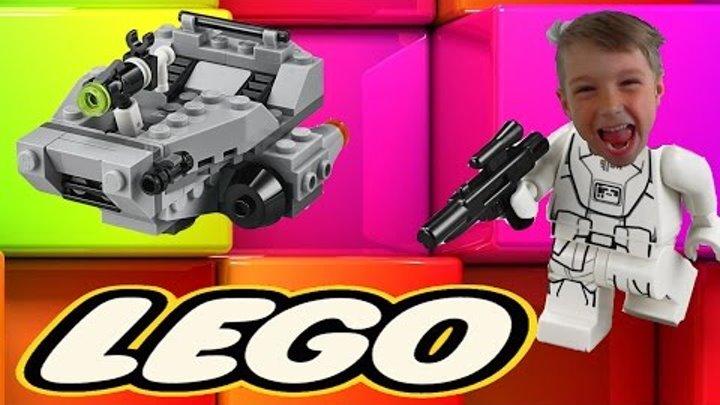 LEGO STAR WARS.Лего Стар ворс (Звездные войны). Распаковка и обзор