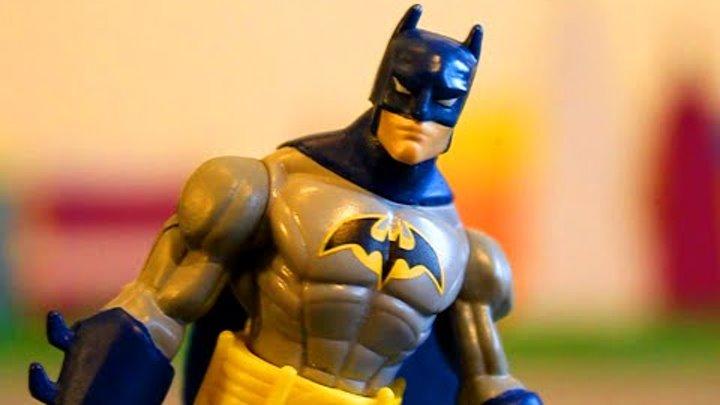 Бэтмен на Мульти Игрульти Все серии подряд Мультфильмы для детей