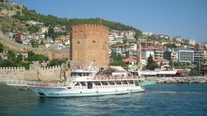 Турция, Аланья, яхта Starcraft