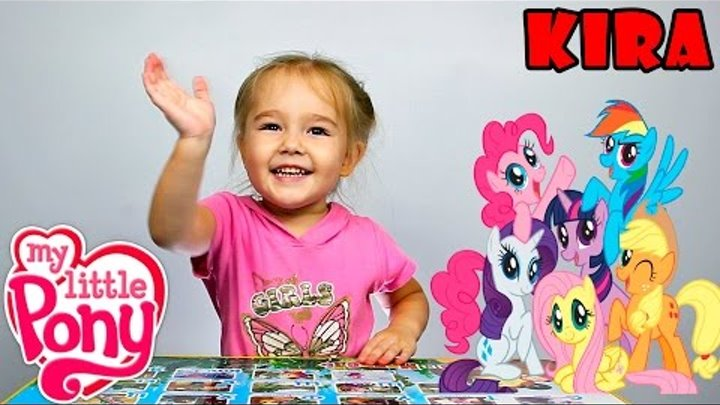 Май Литл Пони Дружба это чудо My Little Pony Friendship is magic канал Кира channel Kira