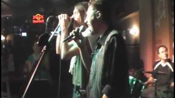 БЛЮЗ ГРАНЁНОГО СТЕКЛА (ВИА Хаги-Траггер feat. Дэн) - live