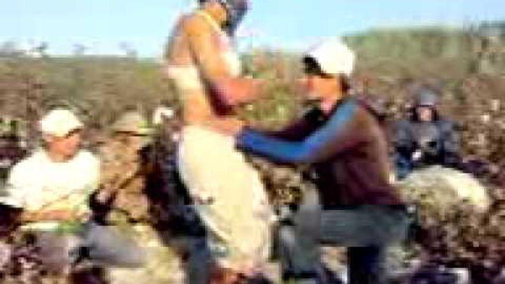 Индийский танец Джими