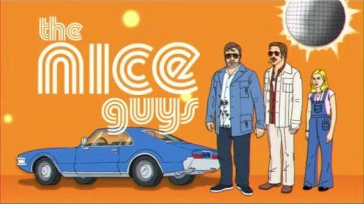 The Nice Guys - Animated Short [HD]
