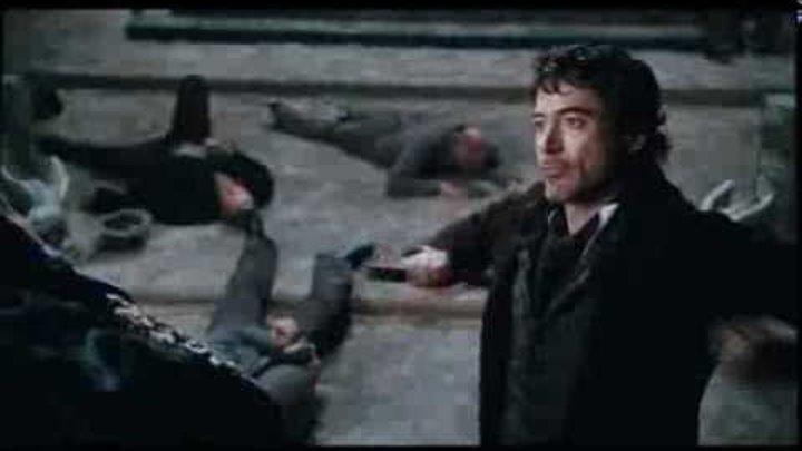 """Шерлок Холмс"" 2009 - русский трейлер"