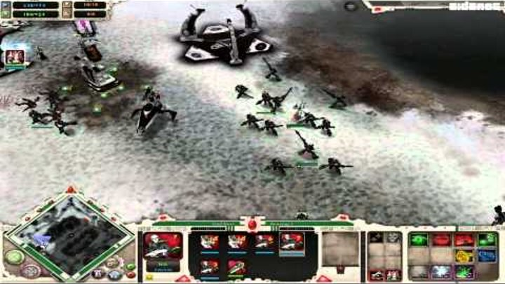 Warhammer 40000: Dawn of War - Dark Crusade - Схватка за Эльдаров