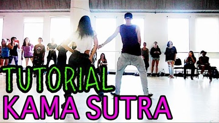 KAMA SUTRA - Jason Derulo Dance TUTORIAL | @MattSteffanina Choreography