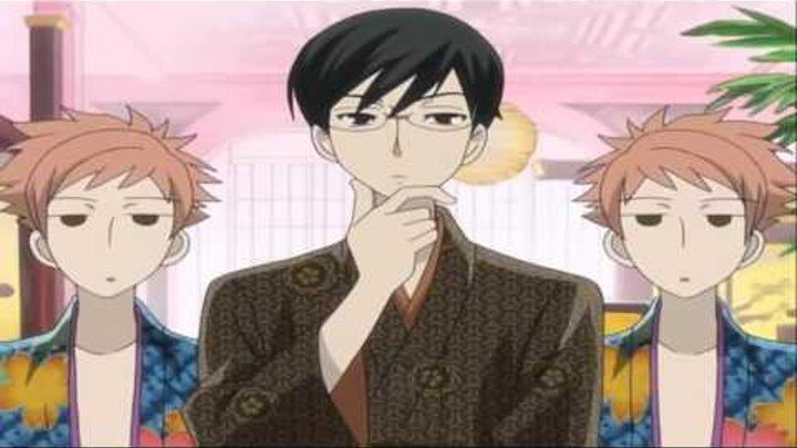 Клуб свиданий школы Оран Ouran Koukou Host Club 4 серия AnimePhamtom (Dex, Kimochka)