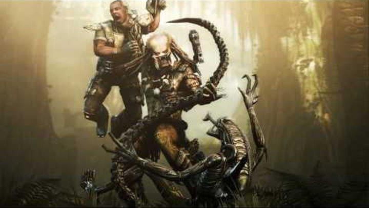 Aliens vs Predator - Club Eden Music (Remix)