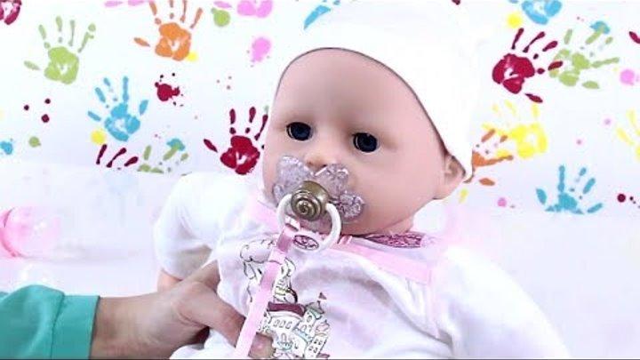 Baby Annabell Version 8 / Baby Annabell Wersja 8 - Lalka Interaktywna - Zapf Creation - 792193