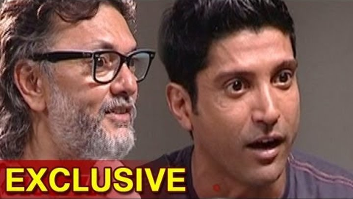 BHAAG MILKHA BHAAG | EXCLUSIVE INTERVIEW with Farhan Akthar & Rakesh Omprakash Mehra
