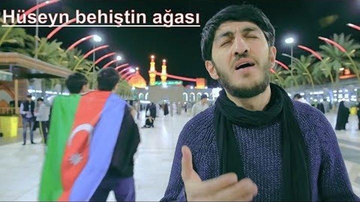 Haci Zahir Mirzevi-Huseyn behistin agasi-Yeni mersiyye-2015 [HD]