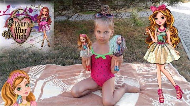 Эвер афтер хай, Эшлин Эвер афтер хай. Кукла эвер афтер хай Эшлин / Ever after high : Ashlinn Ella .