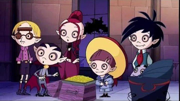 Школа Вампиров 5 серия 2 сезон Влюбленный Пепелок
