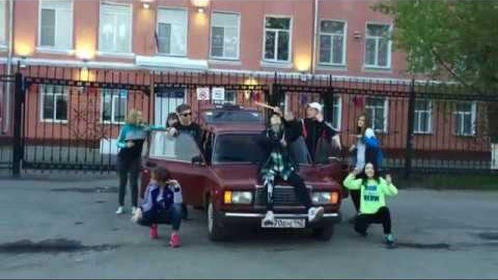 """5 МИНУТ НАЗАД - 9""""Б""""продакшн (Пародия на PHARAOH & Boulevard Depo)"""