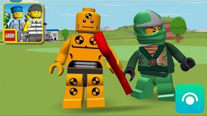 LEGO Juniors Quest - Gameplay Walkthrough (iOS, Android)