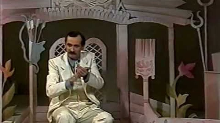 """Леонид Филатов: """"Про Федота-стрельца, удалого молодца"""" (1988)"""
