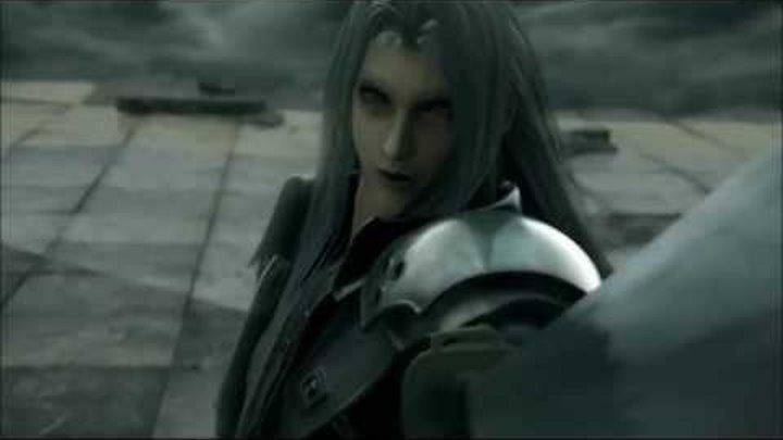 Final Fantasy VII: Sephiroth (Nightwish - Come cover me)