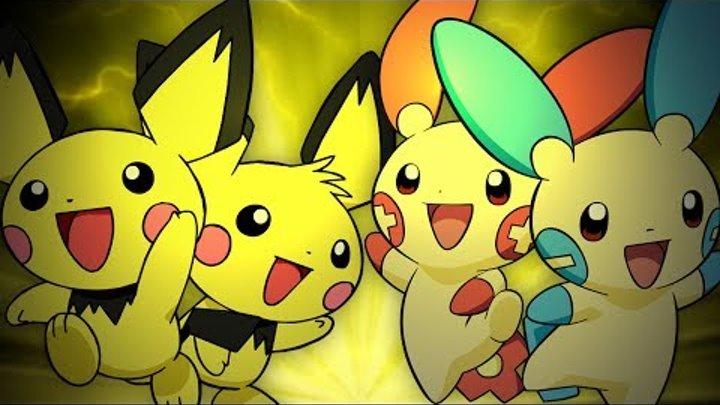 Pichu Bros vs Plusle and Minun - Epic Rap Battles of Pokemon 4