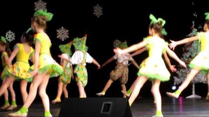 Детские танцы - Sun Dance