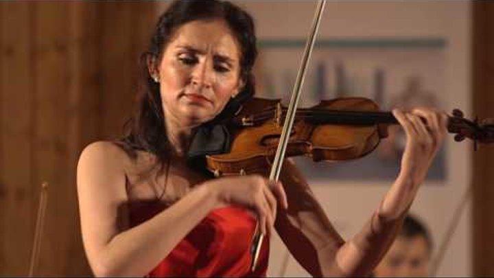 J.S. Bach - Concerto for Violin E Major BWV 1042 - Live