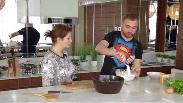 «Кухня счастливой жизни» с Виктором Мартыненко и Вероникой Макарычевой 07 04 15
