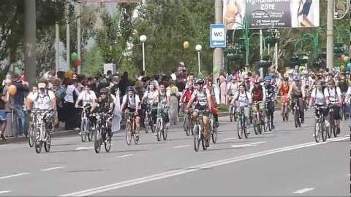 День города. Парад 26.05.2012 (Самара)
