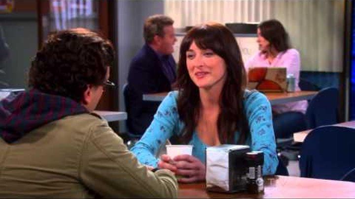 The Big Bang Theory - Leonard and Alex Scene