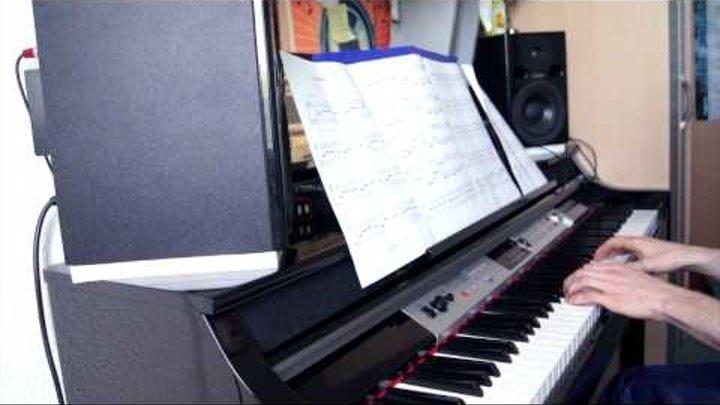 Ludovico Einaudi - Una Mattina - Piano Cover (Ziemlich Beste Freunde/The Intouchables OST)
