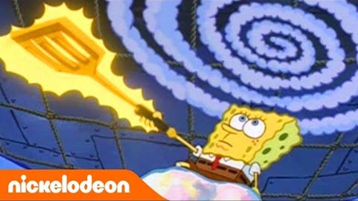 Губка Боб Квадратные Штаны | 1 сезон 19 серия | Nickelodeon Россия