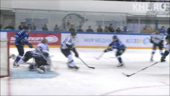 Барыс - Югра 4:3 / Barys - Yugra 4:3 / Кубок Президент Республики Казахстан