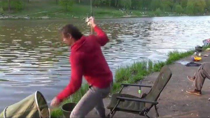 ловлю карпа В КРАСНОГОРСКЕ,catch carp IN KRASNOGORSK