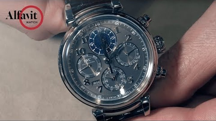 Практикум: IWC Da Vinci Perpetual Calendar Chronograph