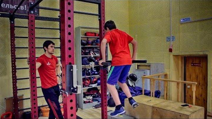 Тренировка по Workout для начинающих