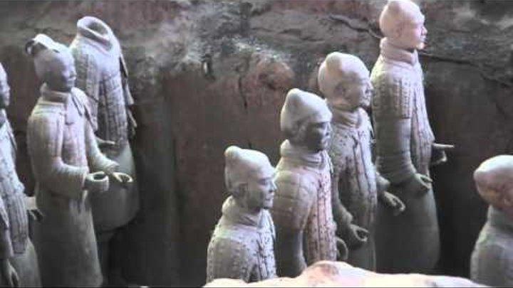 Глиняная армия первого императора