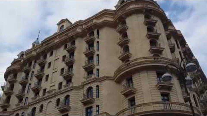 Four Seasons Hotel Baku. Четыре Сезона Отель Баку.