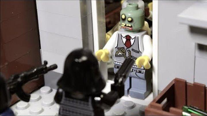 Сталкер 10 серия, лего фильм от легокрейзимоушен