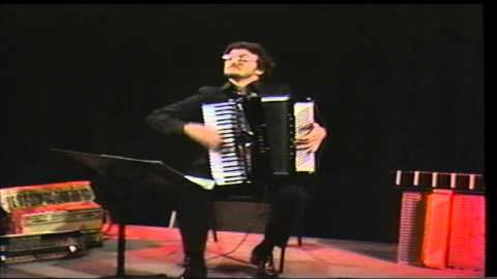 Chopin: Polonaise in A (Military) Op.40, No.1 ~ Nick Ariondo, solo accordion