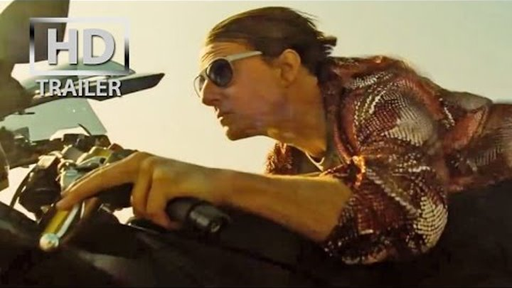 Mission Impossible 5 - Rogue Nation   official trailer (2015) Tom Cruise M:i 5