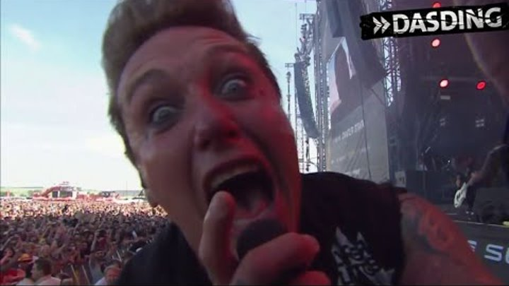 Papa Roach - Live at Rock am Ring 2015 [Full Concert]