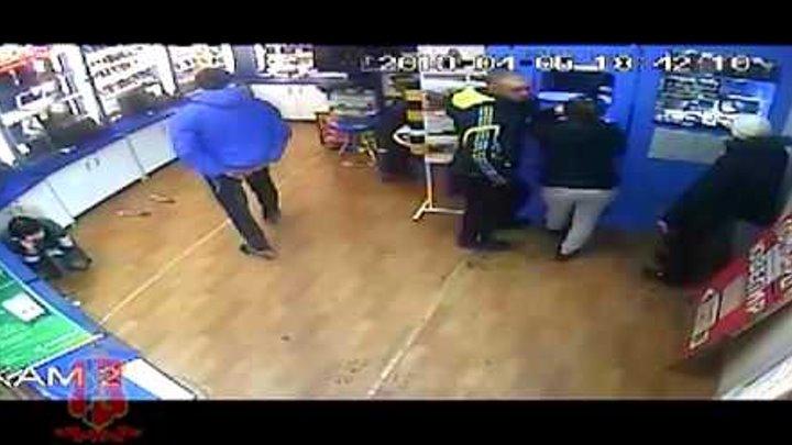 Работница ломбарда помогла полицейским задержать серийного грабителя