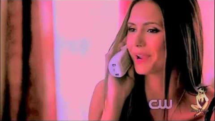 Елена, Дэймон, Стефан. Barbie Girl))