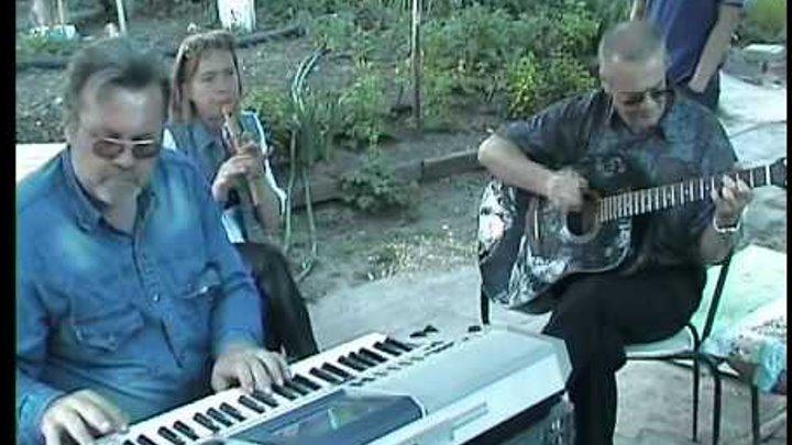 Игорь Золотухин, сестра и зять. 2 мая 2012г. .avi