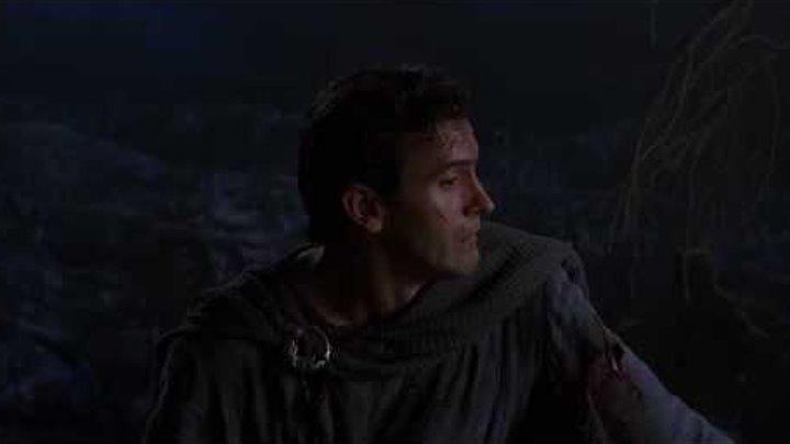 """Фрагмент из фильма """"Зловещие мертвецы 3: Армия тьмы"""""""
