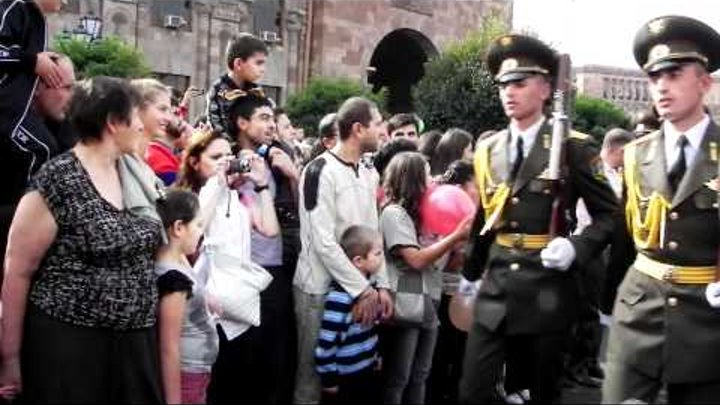 20th Armenian Independence Day Military Parade, Part 2