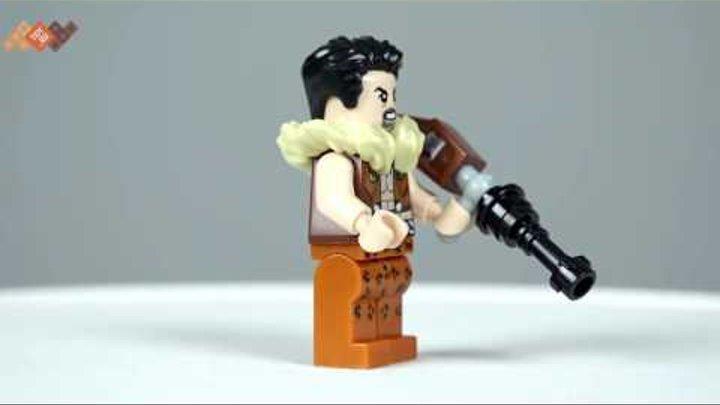 Новинка Лего Супер Герои - Человек паук: Последний бой воинов паутины - LEGO Super Heroes