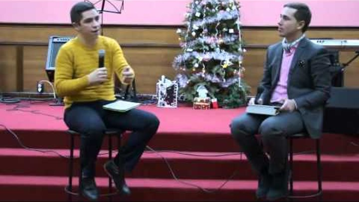 Ток- шоу с Дмитрием Ефимовым 27.12.2014.
