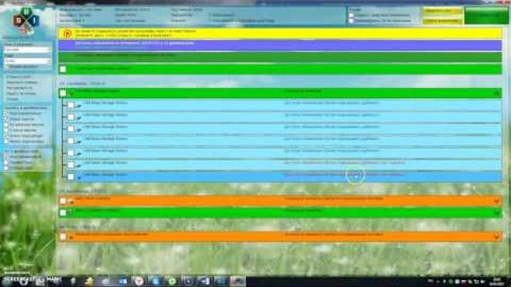 установка драйверов с помощью Snappy Driver Installer