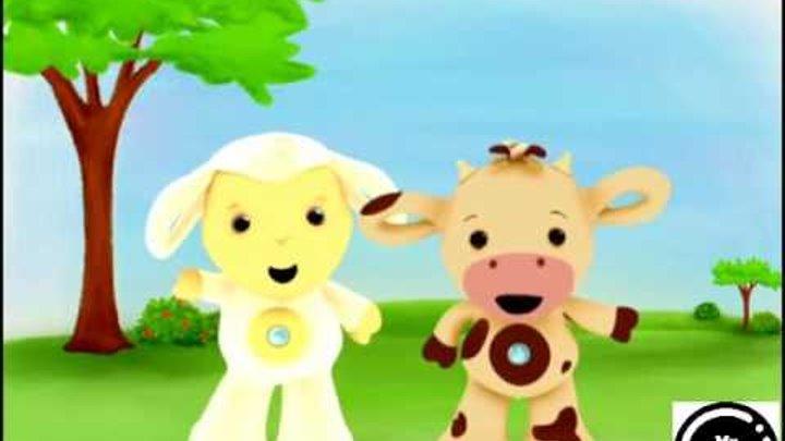 Tiny Love (Тини Лав) 3 серия - развивающий мультфильм для детей в hd качестве